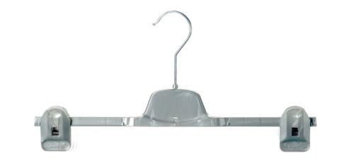 25-100 cintre avec Parenthèses Argent Plastique Neuf 40 cm-Made in Germany