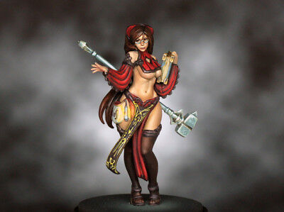 █ 30mm Resin Kingdom Death Apotheosis Pinup Unpainted Unbuild ONLY Figure WH056
