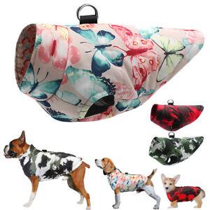 Hundemantel-fuer-grosse-Hunde-Winter-Hundebekleidung-Regenjacke-Wasserdicht-Weste