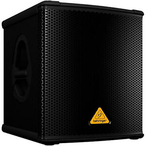 Behringer-Eurolive-B1200D-PRO-500W-12-034-Powered-Subwoofer