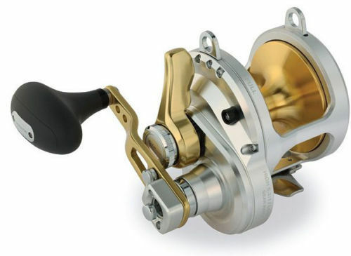 Shimano Talica 20 TAC20II Lever Drag 2 Speed  Reel - Brand New, In Box  fashion