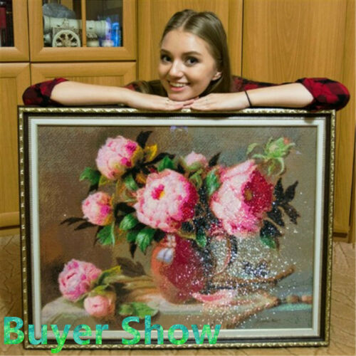 DIY Full 5D Diamond Painting Rainbow Einhorn Decor Kreuzsticken Kits Geschenk
