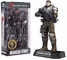 "Gears of War Marcus Fenix Blue Colour Tops 7"" Figure McFarlane IN STOCK"