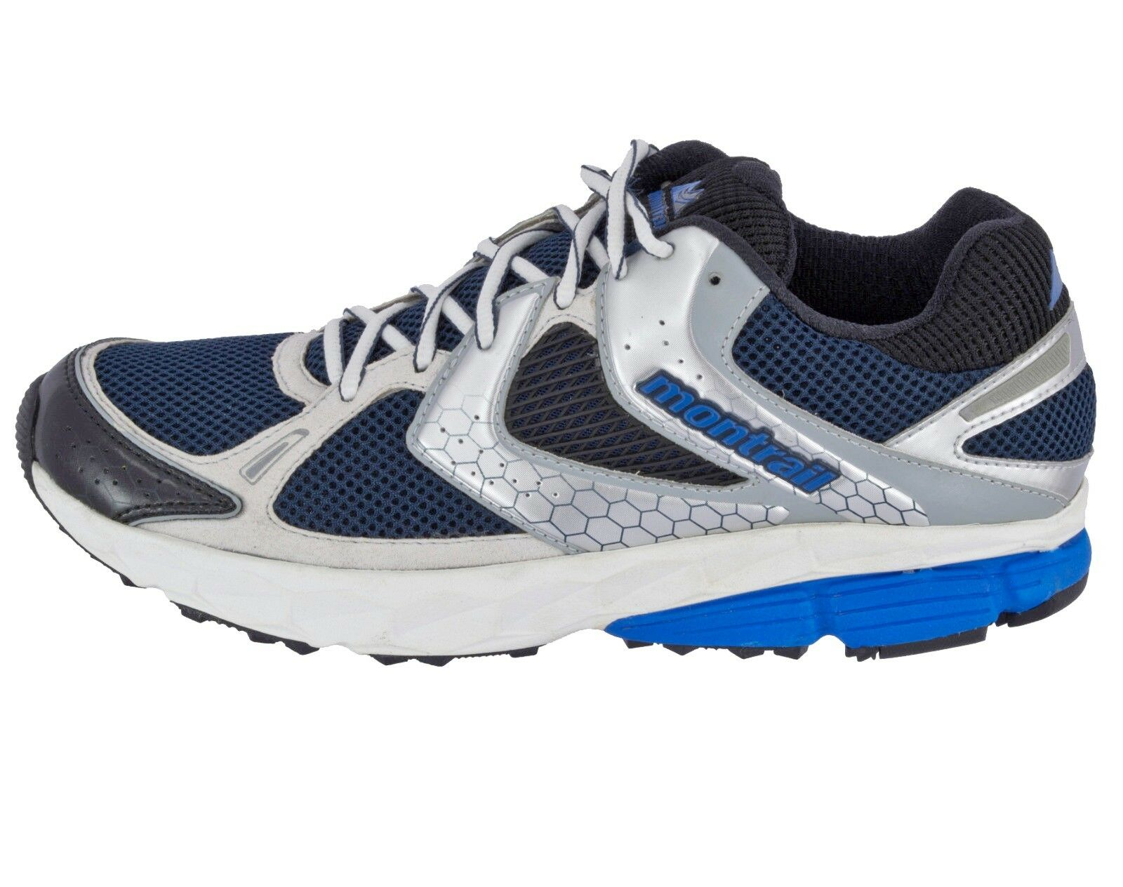 MONTRAIL MENS NEW D GM2122 FAIRHAVEN TRAIL RUNNING HIKING SHOE US 9