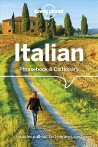Lonely-Planet-Italian-Phrasebook-amp-Dictionary-9781787014688-Brand-New