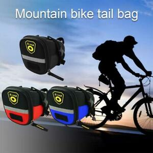 NEW-Bicycle-Saddle-MTB-Bag-Under-Seat-Waterproof-Storage-Pouch-Tail-Cycling-R9K6