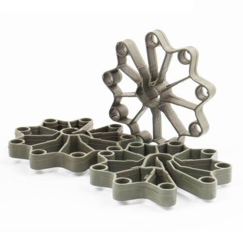 Abstandhalter Ringabstandhalter Universal Abstand Bewehrung versch Größe 20mm