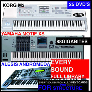 Details about the best pro tools structure keyboard samples korg m3