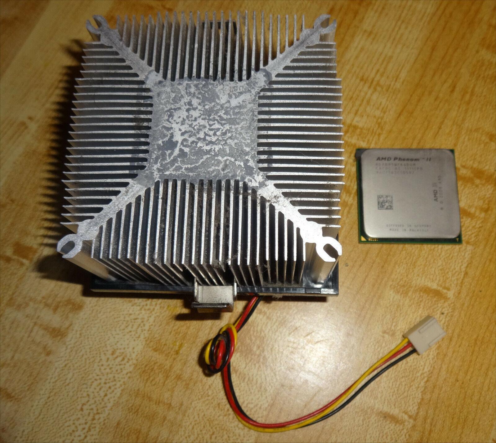 AMD Phenom II X2 545 3.0GHz Dual-Core CPU Processor Socket AM3