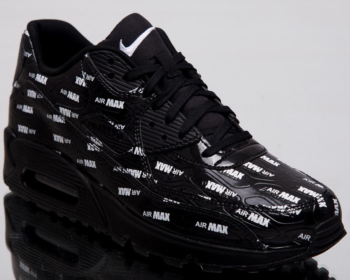 Nike Air Max 90 Premium Παπούτσια Lifestyle Ξ³ΞΉΞ± άντρΡς Μαύρο Άσπρο 2018 Αθλητικά παπούτσια 700155-015