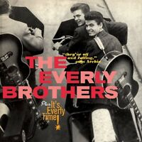 Everly Brothers, The - Everly Brothers / It's Everly Time [new Cd] on Sale