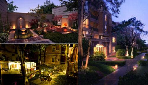 3W 6W 9W COB LED Outdoor Landscape Garden Yard Flood Spot Path Light 6 colors