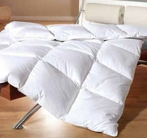 warme-Daunendecke-034-Best-Classic-034-155x220-Bettdecke-Daunenbett-mit-gutem-Volumen
