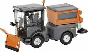 Karcher-Mc-130-Winter-Road-Maintenance-Art-No-452628900-Schuco-Model-H0-1-87