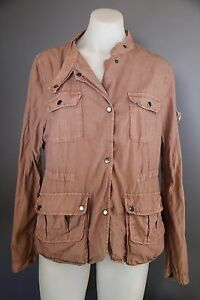 Women-039-s-GAP-jacket-size-Large-excellent-condition-shiny-fabric