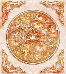 3d Fleurs 081 Fond D'écran étage Peint En Autocollant Murale Plafond Chambre Art