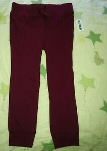 NWT-3t-Old-Navy-lightweight-pants-thin-Joggers-girls-elastic-pull-on-lounge-NEW
