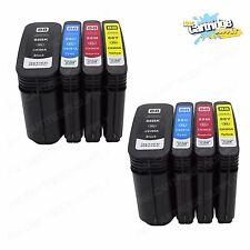 8 PK 88XL Ink For HP88XL Officejet Pro L7500 L7550 L7580 L7590 L7600 L7650