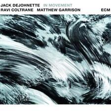 Jack DeJohnette / Ravi Coltrane / Matthew Garrison - In Movement Vinyl LP NEU