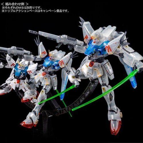 Bandai MG 1//100 Gundam F91 Ver Japan version Afterimage Color 2.0