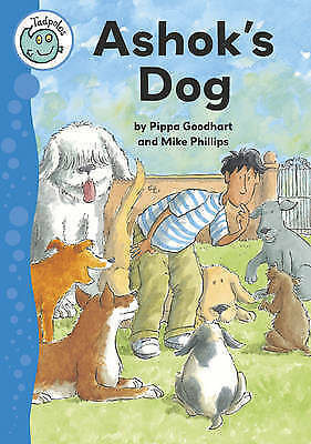 Goodhart, Pippa, Ashok's Dog (Tadpoles), Very Good Book