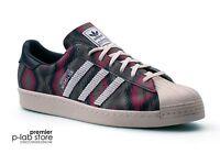 Adidas Originals X Neighborhood Nh Camo Shelltoe Superstar Mens Trainers Uk12