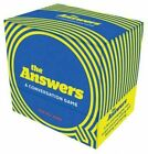 The Answers a Conversation Game by Amy Krouse Rosenthal 9781452134444