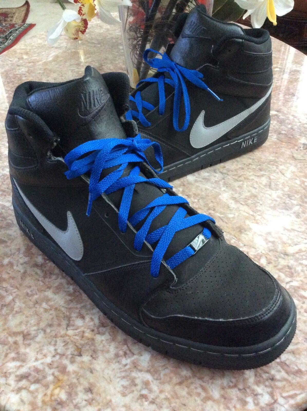 Nike Size Prestige IV High Nero Pelle Casual Athletic  Size Nike 14 584614-004 a95485