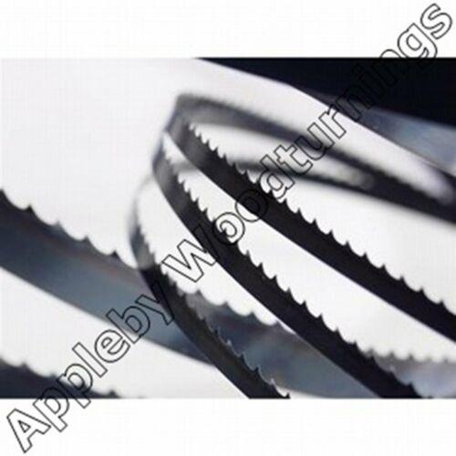 """environ 142.24 cm silverline Scie À Ruban Lame 1//4/"""" 6tpi 1425 mm 56 in"""