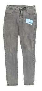 Womens-Esmara-Grey-Denim-Jeans-Size-10-L30