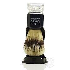 Omega 81056 Pure Bristle Shaving Brush - Blue