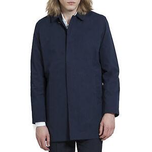 Kleidung & Accessoires Harry Brown Navy Rain Coat S To 3xl 54119/0331 Rohstoffe Sind Ohne EinschräNkung VerfüGbar Jacken & Mäntel