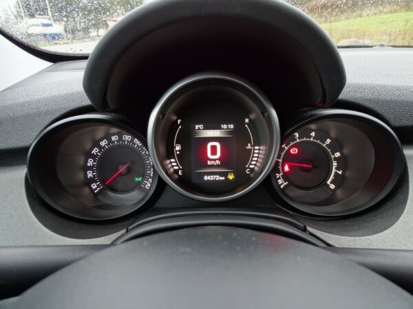 Fiat 500X 1,4 M-Air 140 Cross Plus Traction+ billede 8