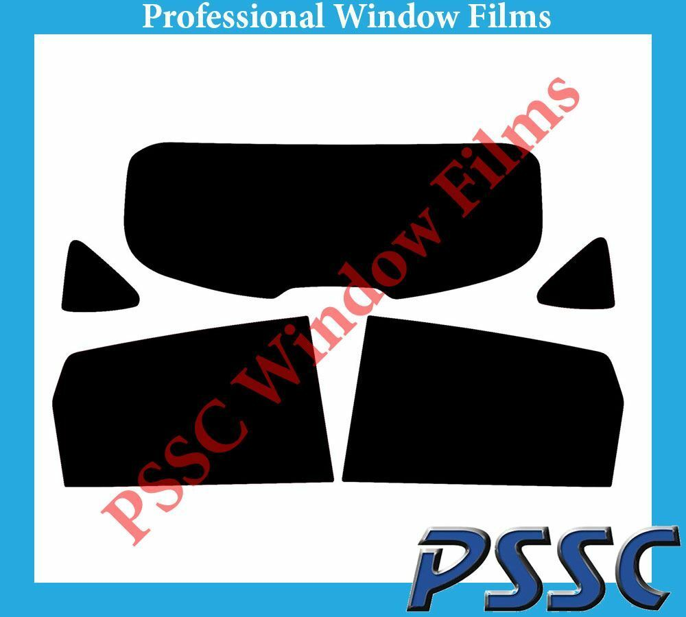 Pssc Vorgestanzt hinter Autofenster 5% Tönung Films für Nissan Qashqai 2007-2013