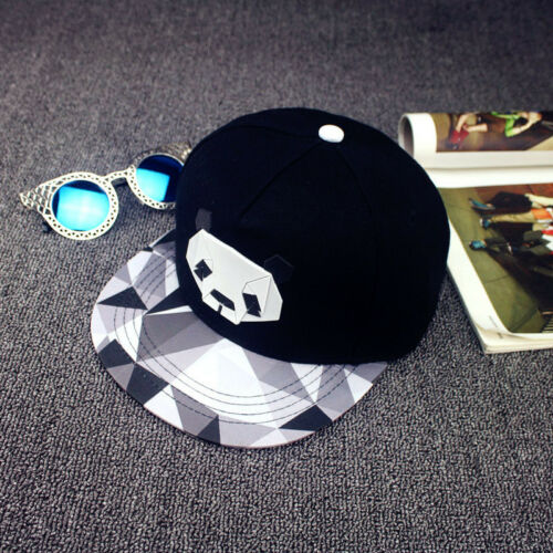 FASHION Mens Womens Snapback Hats Panda Baseball Caps adjustable Hip Hop Hats