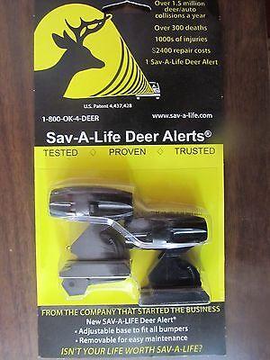 Deer whistles Deer Alert #DAAB  NEW in package