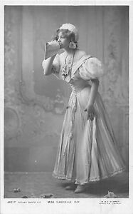 POSTCARD-ACTRESSES-GABRIELLE-RAY