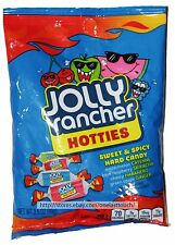 HERSHEY 3.5 oz Bag JOLLY RANCHER HOTTIES Hard Candy SPICY FLAVORS Exp. 10/18