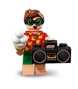 Lego dick grayson the lego batman movie series 1 unopened new factory sealed Zabawki konstrukcyjne Figurki LEGO