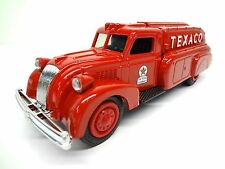 Texaco 1939 Dodge Air Flow Oil Tanker by Ertl no. 9 in the Series Die Cast Bank
