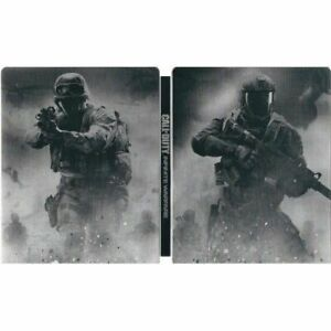 PLAYSTATION-4-Call-of-Duty-Infinite-Warfare-Steelbook-Case-Box-Set-without-Game