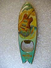 Hard Rock Cafe,SAN DIEGO, Magnet Bottle Opener  Surfboard