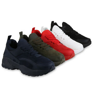 Details zu 895491 Damen Plateau Sneaker Profil Sohle Schuhe Freizeit Turnschuhe Hot