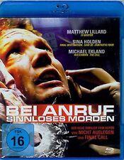 Bei Anruf sinnloses Morden (Blu-Ray) (NEU & OVP) (N°0080)
