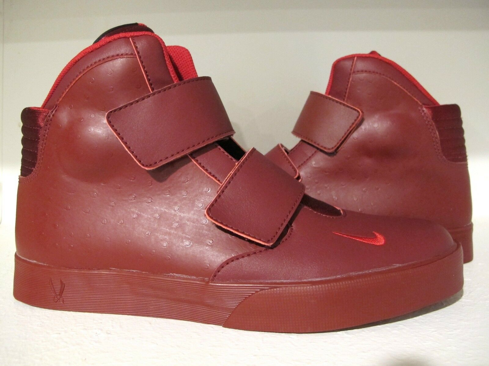 competitive price 5403a 47d9d Nike Flystepper 2k3 2k3 2k3 644576-667 Midnight Team Gym Red NEW Size 10  11.5