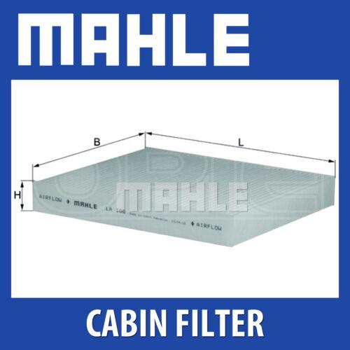 Mahle Polen Filtro De Aire Filtro De Cabina-para LA100-Fits Honda Rover