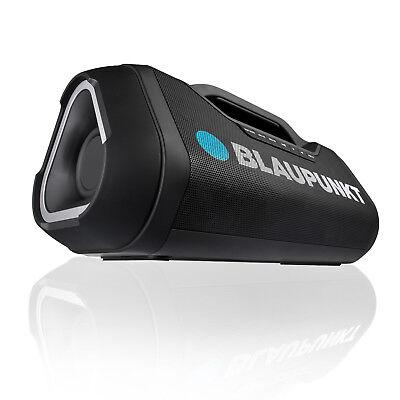 BLAUPUNKT Ghettoblaster Boombox BT 1000 USB Powerbank Funktion Bluetooth AUX In