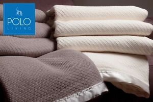 POLO-Soft-Cotton-blanket-Single-Queen-amp-King-sizes-available