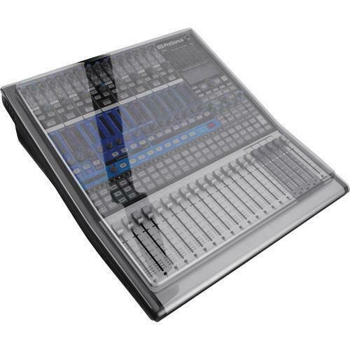 Decksaver Pro Cover for PreSonus Studio Live 16.4.2 Mixer Smoked//Clear