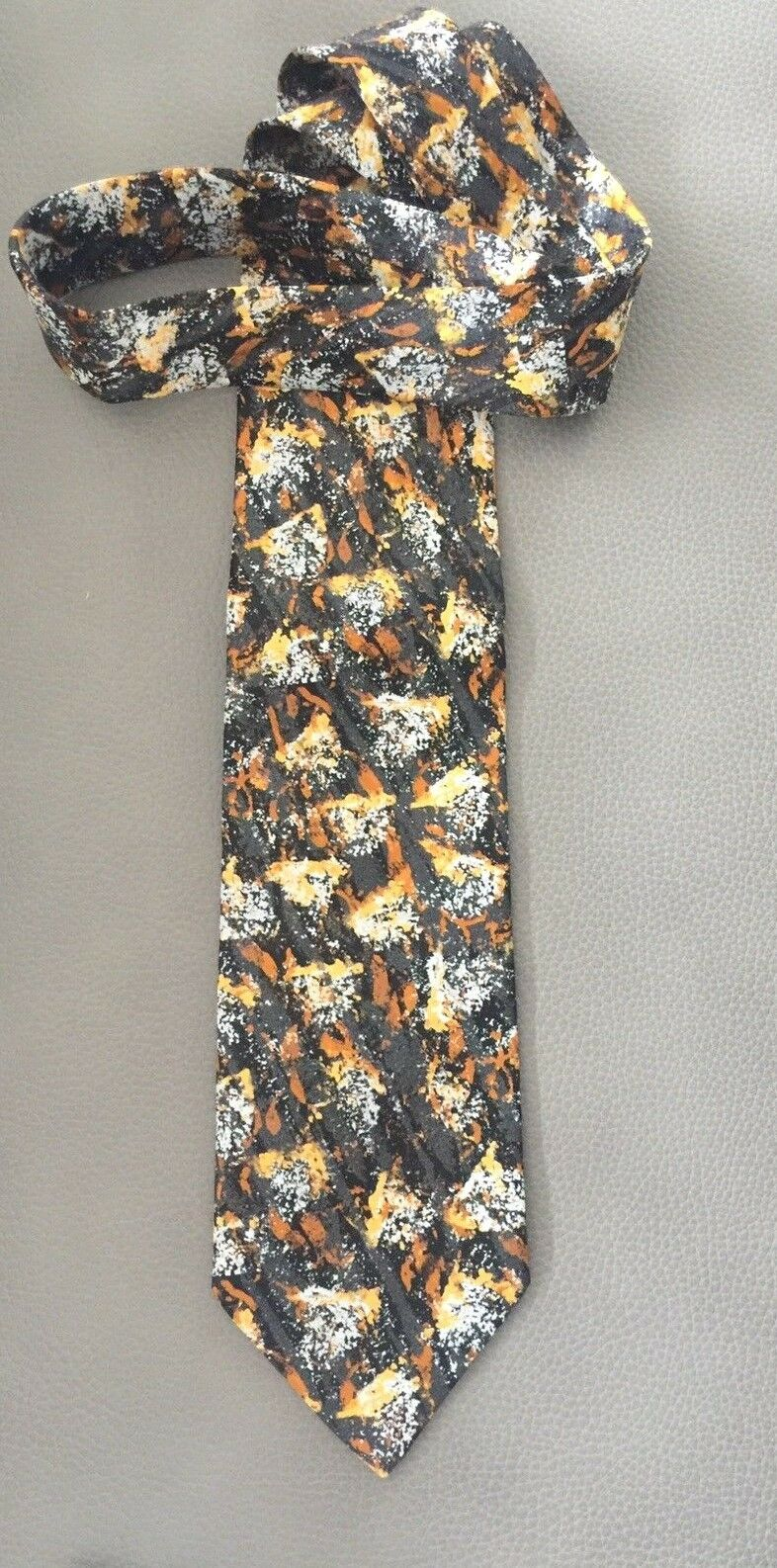 ITALO FERRETTI Brand New Set Hand Made Tie & Handkerchief Silk Boxed Good Gift !